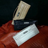 Genuine Siamensis Crocodile Leather Clutch Bag for Women