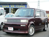 Good looking japanese used car auction at reasonable prices Toyota bB 1.3SX 2002