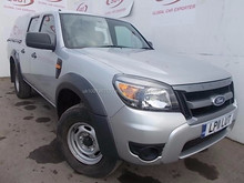 FORD Ranger 2011/8 Pick Up Double Cab XL 2.5 TDCi 4WD