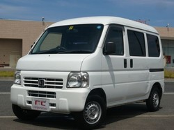 Reasonable and japanese used van 660cc Honda ACTY 2005 used car with Good Condition