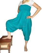 Cotton Alibaba Harem Pants India Hippie Trousers