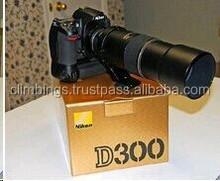Promo For Nikkon D3000 Digital SLR Camera