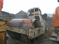 Ingersoll Rand Road Roller SD150D,Used SD150D Ingersoll Rand Road Roller For Sale