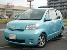 Right hand drive and Reasonable used cars for sell toyota Porte 2007 used car