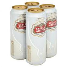 Stella Artois beer 330ml