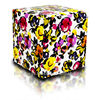 square bean bag chairs polyester fabric footstool