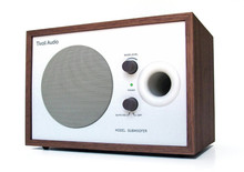 Tivoli Audio Model Subwoofer Beige - Classic Walnut