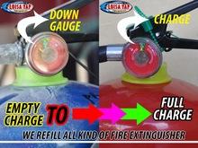 FIRE EXTINGUISHER PAMPANGA REFILL ONLY