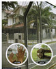 Galvanized Security Fence /Anti Climb Fence /Welded 358 Aecurity Fencing
