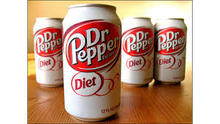 Dieta Dr Pepper ( Dr. pimienta / Snapple ) refrescos