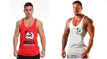 Golds gym and gymshark fitness tank top/stringer