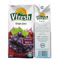 VFresh 100% Grapes Juice 1L