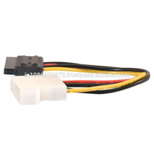 SaiTech IT 6inch 4 Pin Molex to SATA Power Cable Adapters at Wholesale Rates