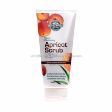 WHOLESALE HOLLYWOOD STYLE DEEP CLEANSING APRICOT SCRUB - PROFESSIONAL FORMULA, SOOTHES, FRESHENS & EXFOLIATES SKIN