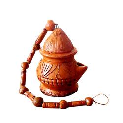 Indian Terracotta Handicraft Home Decor - Terracotta Magic Lamp