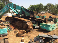 Kobelco SK-210 / SK-350 / SK-480 Excavators Dismantled / Used Spare Parts