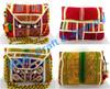 Traditional Gujarati Kutch embroidery Handbags-Boho hippie style tote handbag-Wholesale Indian banjara handmade clutch handbag