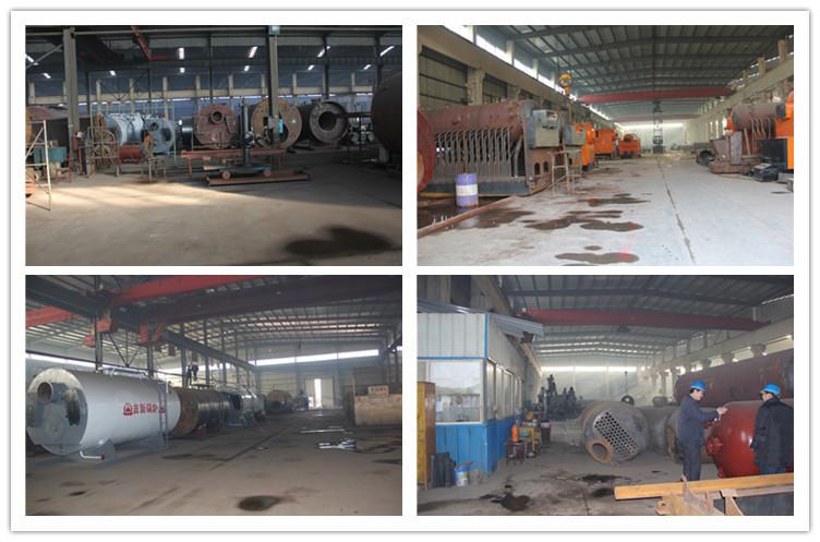 Wns Series Horizontal Gas Steam Boiler /industrial Boiler/natural ...