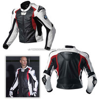 2015 Customized Leather Motorcycle jacket DG-3021