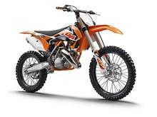 100% Original 2015 KTM 125 SX
