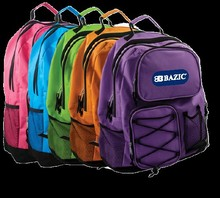 "BAZIC 17"" Odyssey Bright Color Backpack"