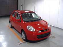 2010 NISSAN MARCH / DBA-K13 / HR12DE / 22774KT