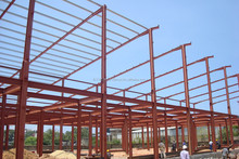 pre fabricated pre engineered buildings warehouse