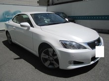 Lexus IS 250C version L GSE20 2009 Used Car