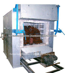 Aluminium Melting Furnaces,Stationary hearth furnace, Bell annealing furnace