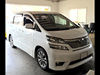 Genuine high quality import used car Toyota vellfire with automatic transmissions