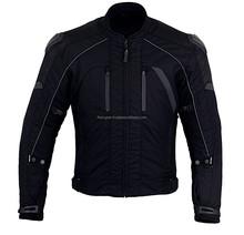 Cordura Motorcycle New Jacket, 600D Cordura New Flash Gear Textile Men Motorbike Windproof Jacket