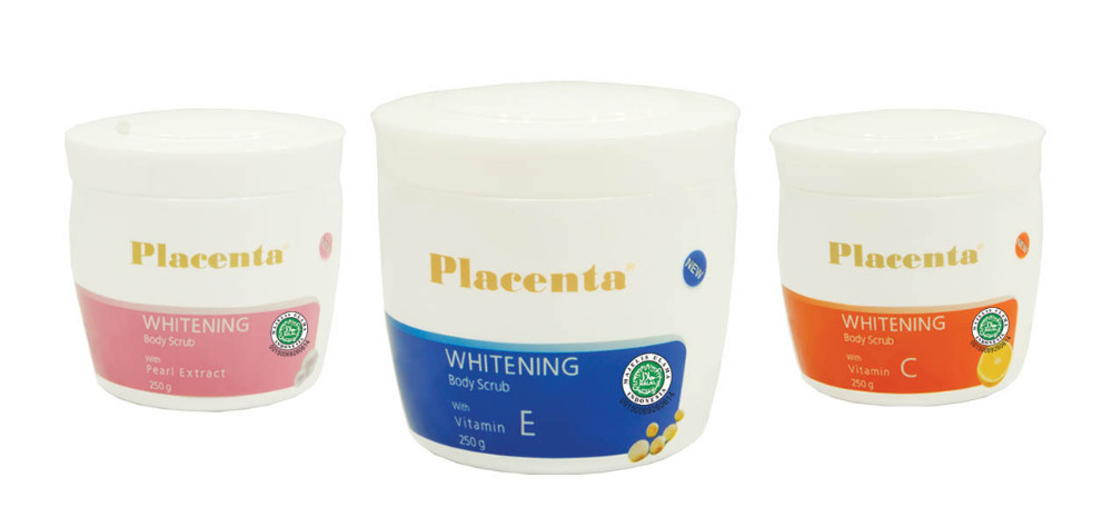 placenta whitening body scrub buy whitening body scrub product on. Black Bedroom Furniture Sets. Home Design Ideas