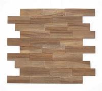 15x90x1820mm - acacia flooring teak wood color
