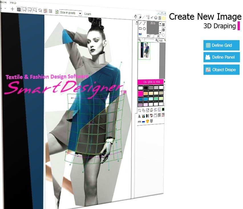 Buy Optitex Fashion Design Software