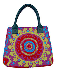 Big Carry Bag / Fashion Ladies bags / latest Suzani Bags
