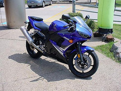 Used 2008 Yamaha YZF-R6S for Sale