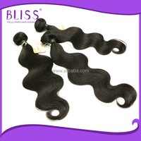 Low price two tone remy hair extension