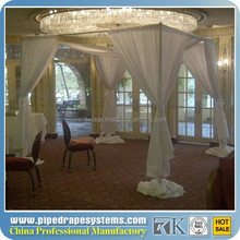RK stage pipe and drapes for wedding decoration/big event/shows