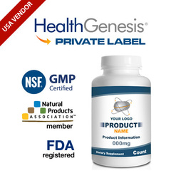 Private Label Liver Extract 100 Capsules from NSF GMP USA Vendor
