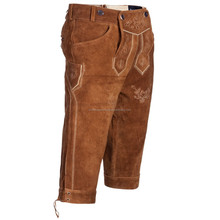NEW FASHIONABLE LEDERHOSEN/GERMAN AUSTRIAN OUTFITTER BUND LEDERHOSEN/LONG SHORT LEDERHOSEN