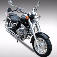 summer discount 250cc Road Hog Single Cylinder 4 Stroke Motorcycle