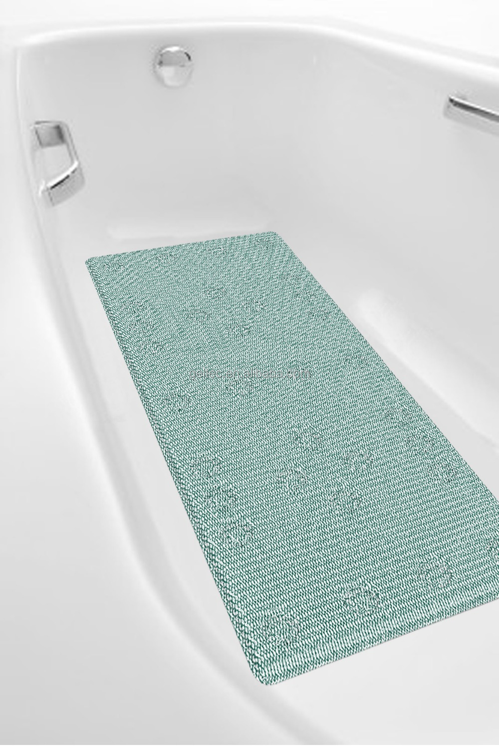 In Tub Bathmat Round Shower Mat Custom Tub Mats Bathroom