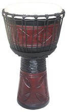 JM-05 wooden Jammer Djembe Series, hand drum djembe percussion music instrument