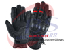 Men's High Quality Leather Motorbike/ Motorcycle Knuckle Protection Gloves