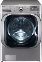 For The New LG WM8000HVA TurboWash 5.2 Cu. Ft. Graphite Steel Stackable With Steam Cycle Front Load Washer - Energy Star