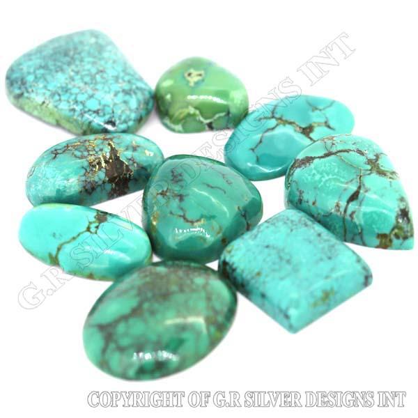 tibetan turquoise gemstones semi precious