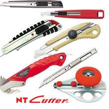 Durable and High quality utility knives and carton opener for cutting stretch plastic wrap