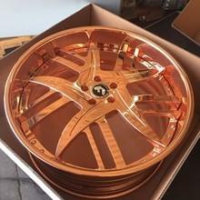 Forgiato Wheels RAZO DL FORGING Gloss Black DL 32x 10 -80 to +80 Offsets 8x165.1 Bolt Pattern 50-140mm Hubs