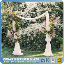 pop up stand custom trade show displays wedding decor Pipe and Drape Systems Pipe Stand Fabric Drapery