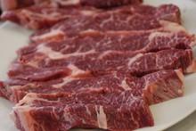 Fresh frozen meat beef
